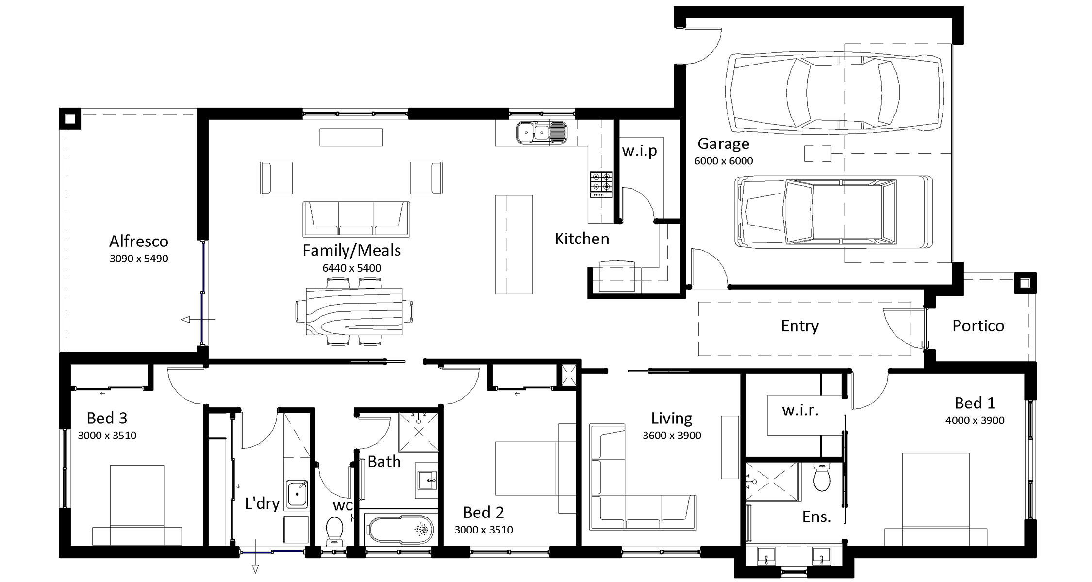 Southern Vale Homes - Belmont 25