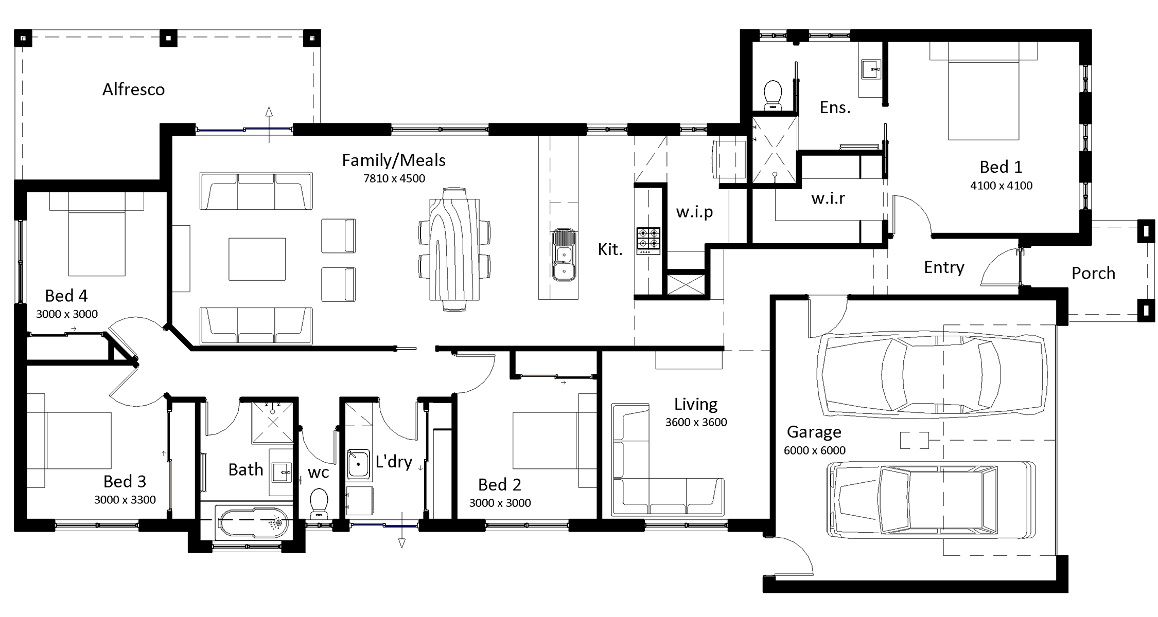 Southern Vale Homes - Esperence 25