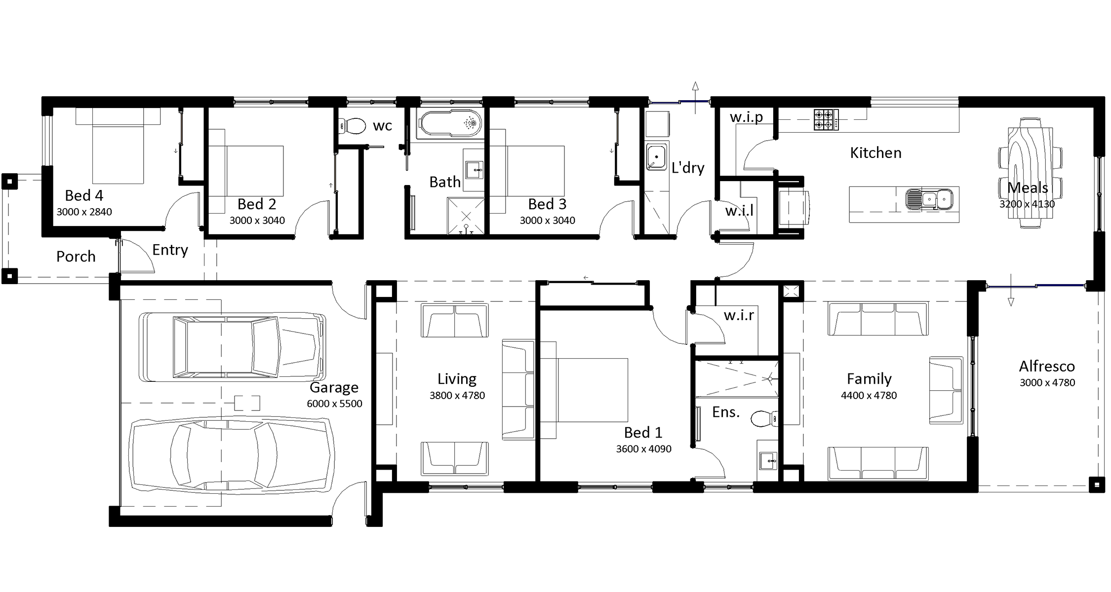 Southern Vale Homes - Hillcrest 25B
